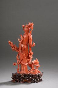Dame de qualité - vente 13 Juin 2015 - Bernard Gomez Expert en art asiatique