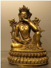Padmapani Lokeshvara - vente Juillet 2011 - Bernard Gomez Expert en art asiatique