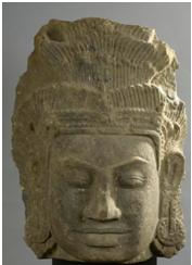 Tête de Danava - vente 11 décembre 2014- Bernard Gomez Expert en art asiatique