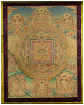 Tanla Mandala - vente 2 décembre 2014- Bernard Gomez Expert en art asiatique