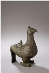 Vase Zun zoomorphe - vente Février 2012 - Bernard Gomez Expert en art asiatique